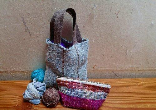 手織り体験 ~マフラー織りましょう~_e0221697_16072094.jpg