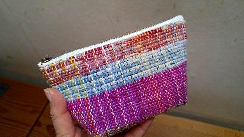 手織り体験 ~マフラー織りましょう~_e0221697_16073509.jpg