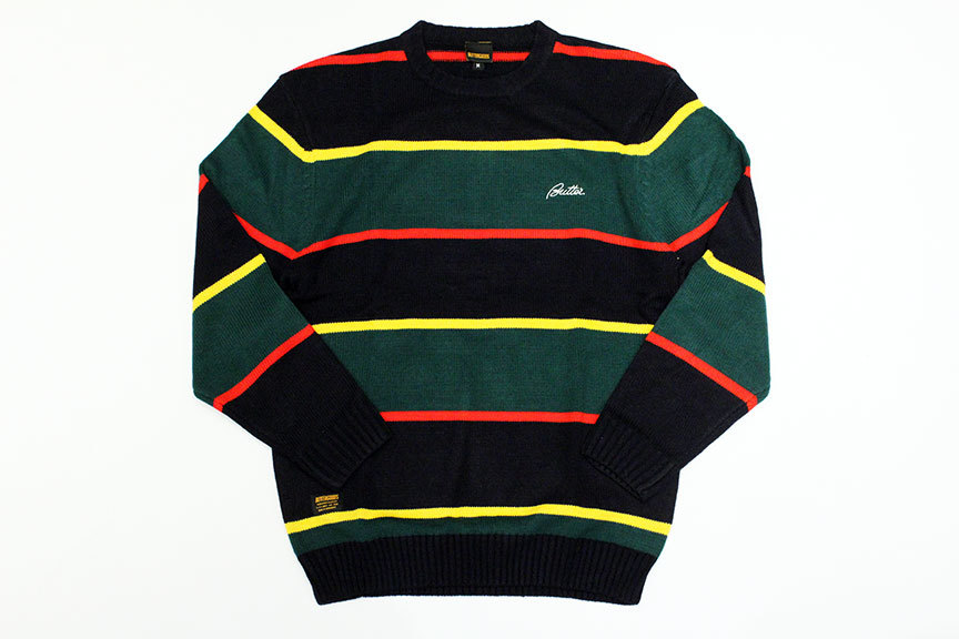 "BUTTER GOODS (バターグッズ) "" STRIPE KNITTED SWEATER \""_b0122806_15174998.jpg"