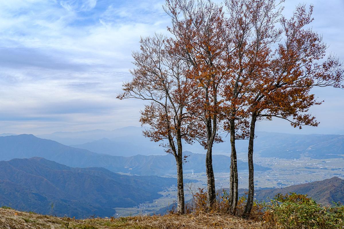 八海山より from Uonuma #FUJIXT30_c0065410_02321969.jpg