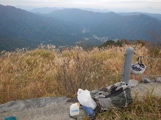 国見岳…尾西谷右俣と左岸尾根_c0359615_23063154.jpg
