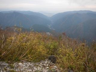 国見岳…尾西谷右俣と左岸尾根_c0359615_23065543.jpg