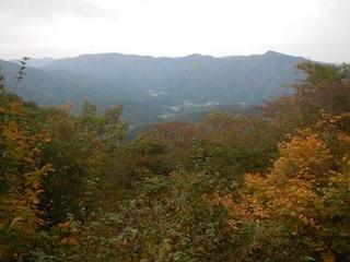 国見岳…尾西谷右俣と左岸尾根_c0359615_23073904.jpg
