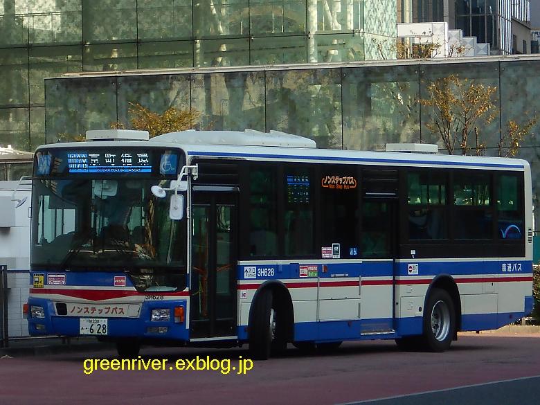 臨港バス 3H628_e0004218_20423960.jpg