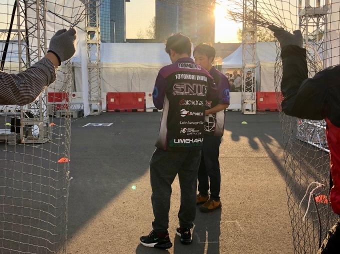 『FAI公認DRONE TOKYO 2019』①予選_b0147922_21300877.jpg