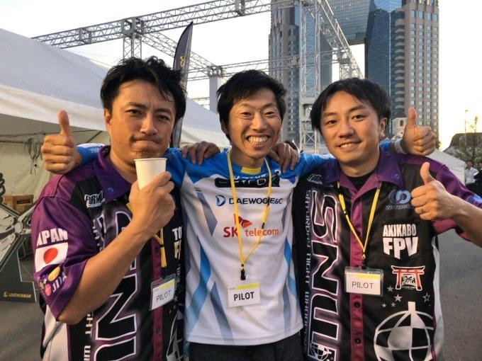 『FAI公認DRONE TOKYO 2019』①予選_b0147922_21304817.jpg