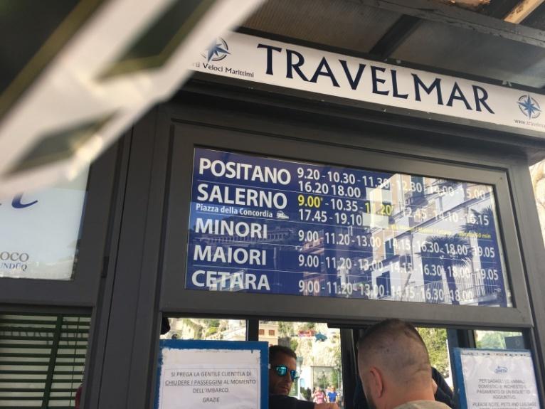 南イタリアユキキーナツアー4日目③ ポジターノ_d0041729_00004319.jpg