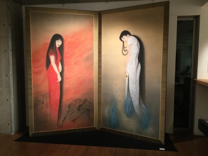 京都造形芸術大学  302展 正常を再構成_e0255740_18535619.jpg