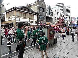 三島大通り祭り 2019秋_c0087349_11311901.jpg