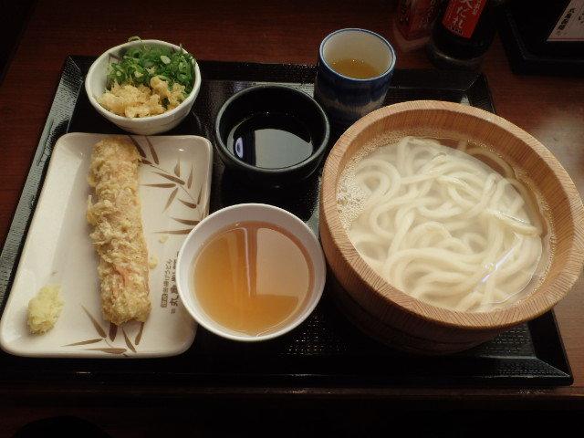 丸亀製麺        御影塚町店_c0118393_08440763.jpg