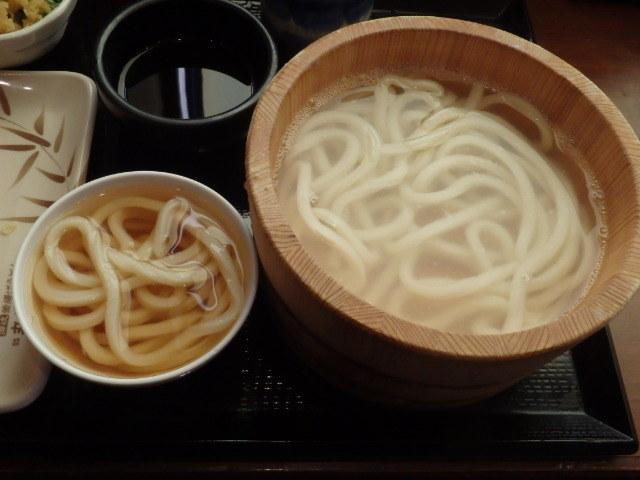 丸亀製麺        御影塚町店_c0118393_08540463.jpg