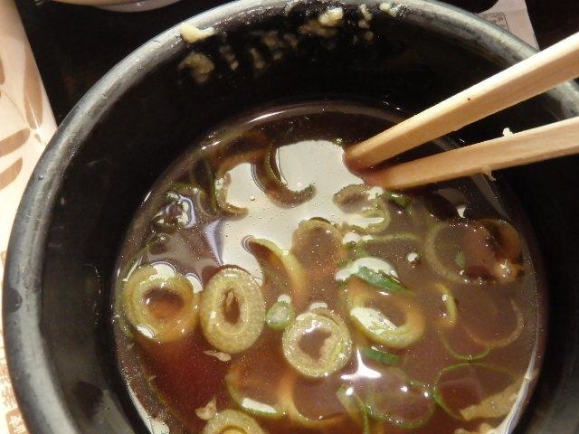 丸亀製麺        御影塚町店_c0118393_09085397.jpg