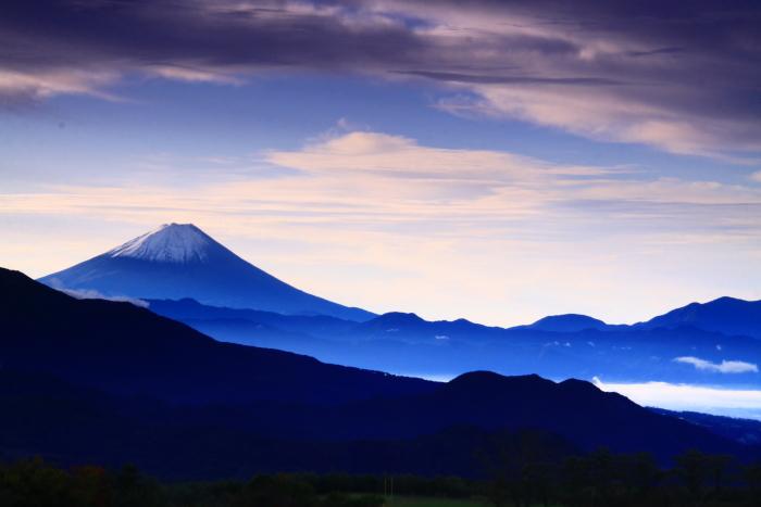 令和元年10月の富士(30)清里高原の富士_e0344396_21310517.jpg
