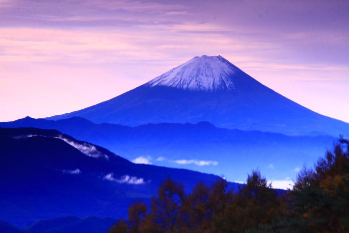 令和元年10月の富士(30)清里高原の富士_e0344396_21313004.jpg