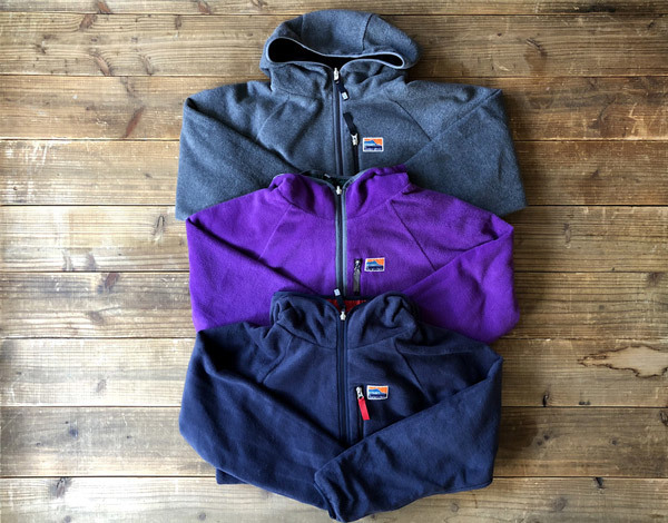 【DELIVERY】 STANDARD CALIFORNIA - Reversible Stretch Fleece Jacket / DLS L3_a0076701_12203558.jpg