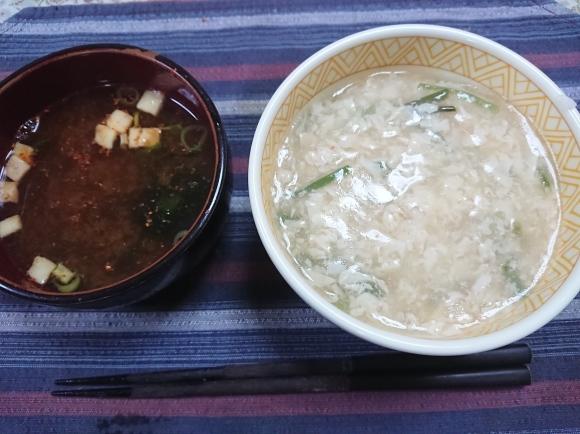 11/4 大塚食品 100kcal 蟹のあんかけ丼_b0042308_08462323.jpg