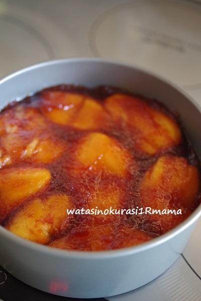 林檎の季節はタルトタタン♪_c0365711_15014356.jpg