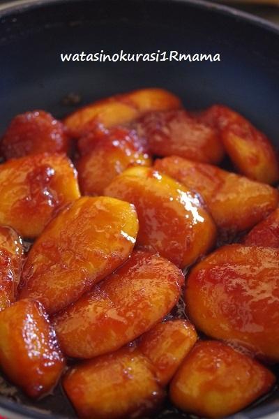 林檎の季節はタルトタタン♪_c0365711_15014398.jpg
