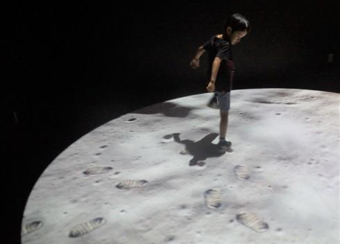 月面の足跡@天Q_f0006713_22495595.jpg