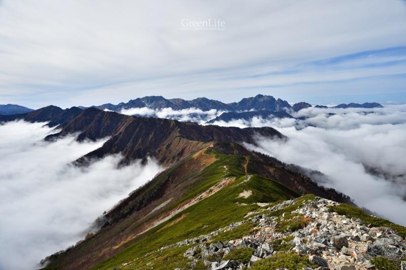 晩秋の山々へ 〜爺ヶ岳〜_f0321522_21543307.jpg