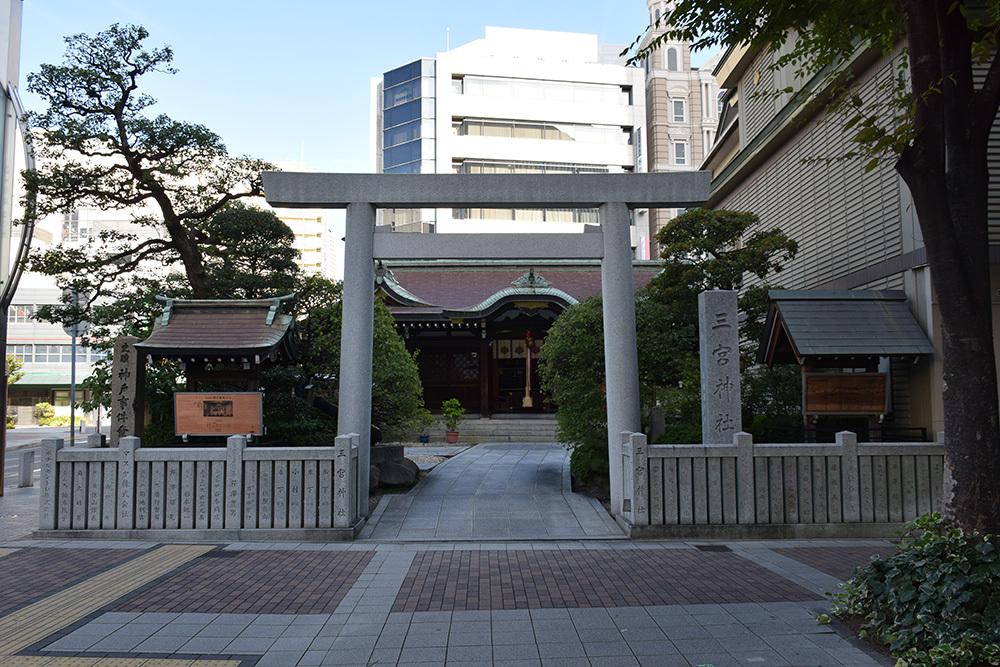 明治政府初の外交問題となった神戸事件。 その1 「三宮神社」_e0158128_19510988.jpg
