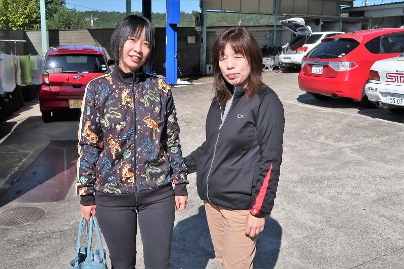 インプレッサWRXと嫁姑対決の行方_f0076731_16441104.jpg
