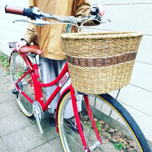 新展開「 BREEZER 」DOWN TOWN ブリーザー ダウンタウン 700c クロモリ クロスバイク おしゃれ自転車 自転車女子 自転車ガール_b0212032_16131299.jpeg