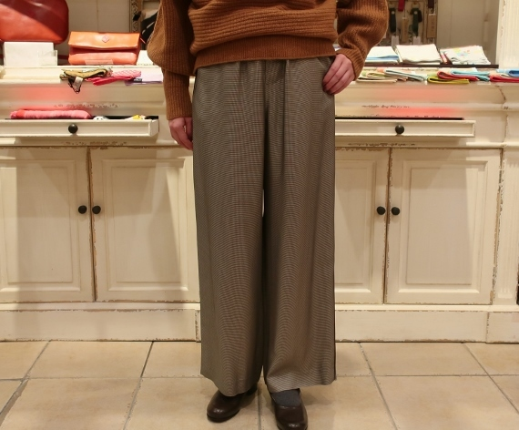 Michel beaudouin で、今年もオルジナルのコートです。_c0227633_19055505.jpg