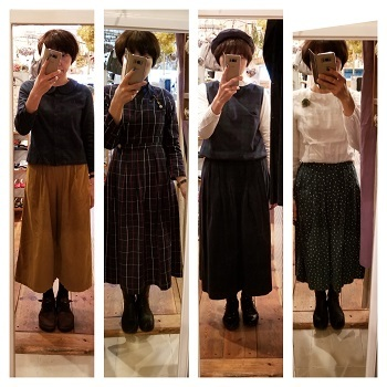 A/W Collection ありがとうございました&重版決定!_d0113636_10505951.jpg