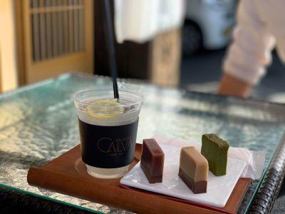 チョコレート&北鎌倉満喫♪_c0146040_13215016.jpg