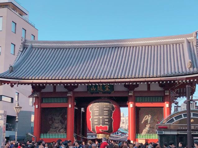 東京 銀座サララ 浅草寺_f0140145_15174166.jpg