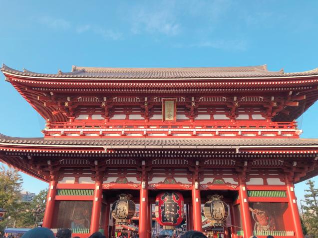 東京 銀座サララ 浅草寺_f0140145_15210231.jpg