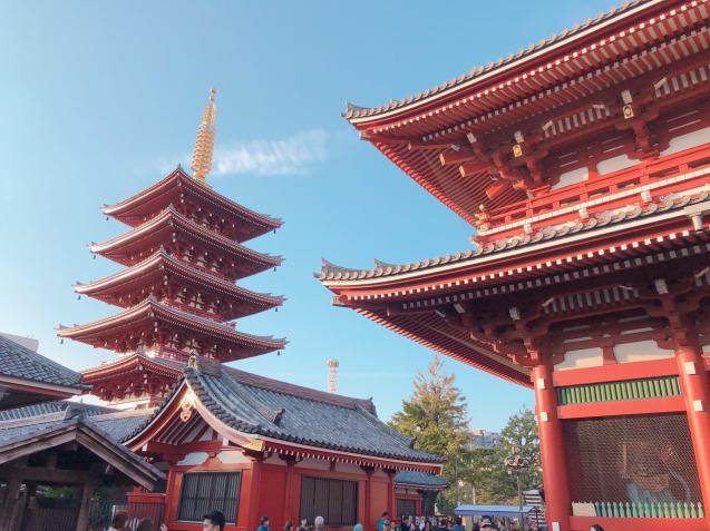 東京 銀座サララ 浅草寺_f0140145_15224801.jpg