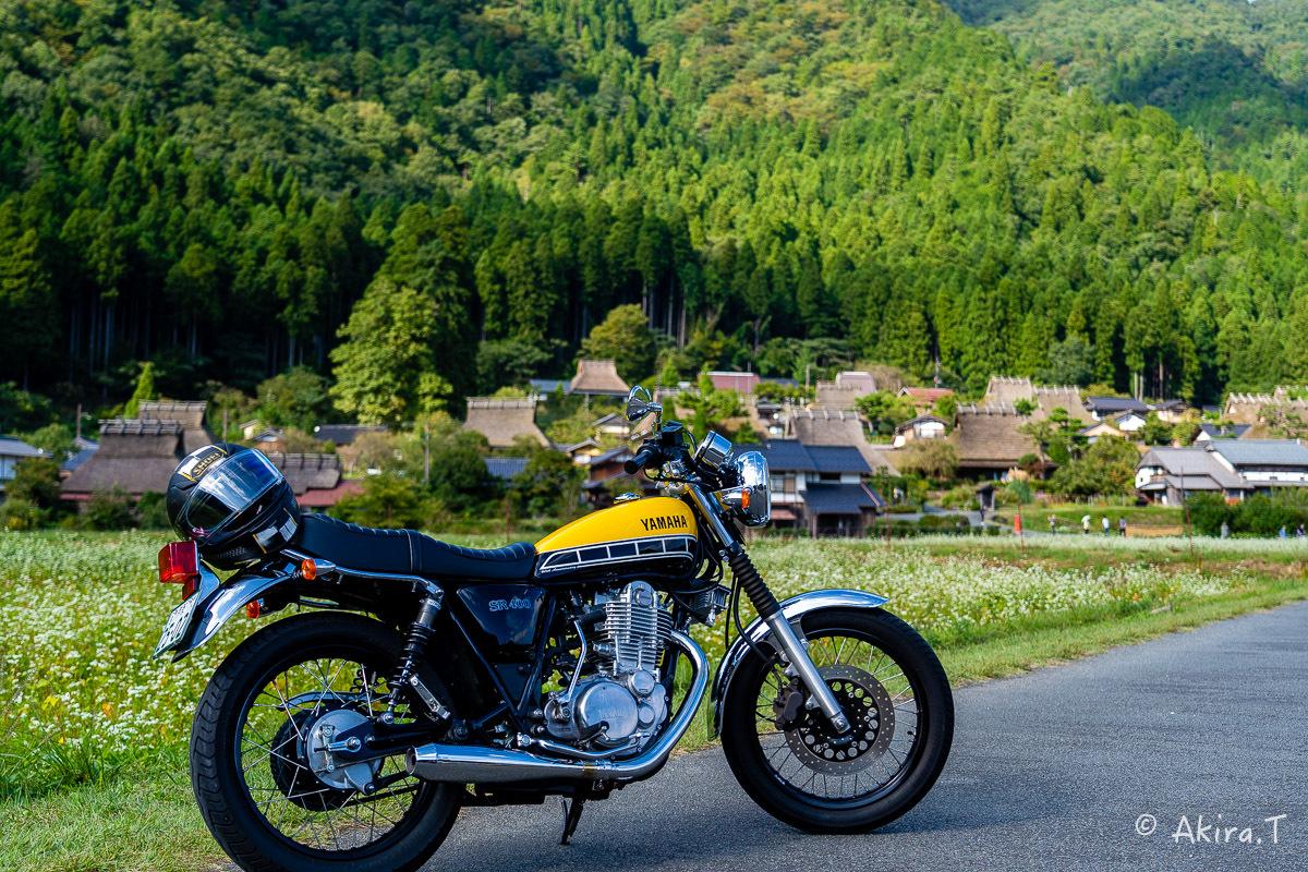 バイクは楽し!! YAMAHA SR400 -57-_f0152550_21235646.jpg