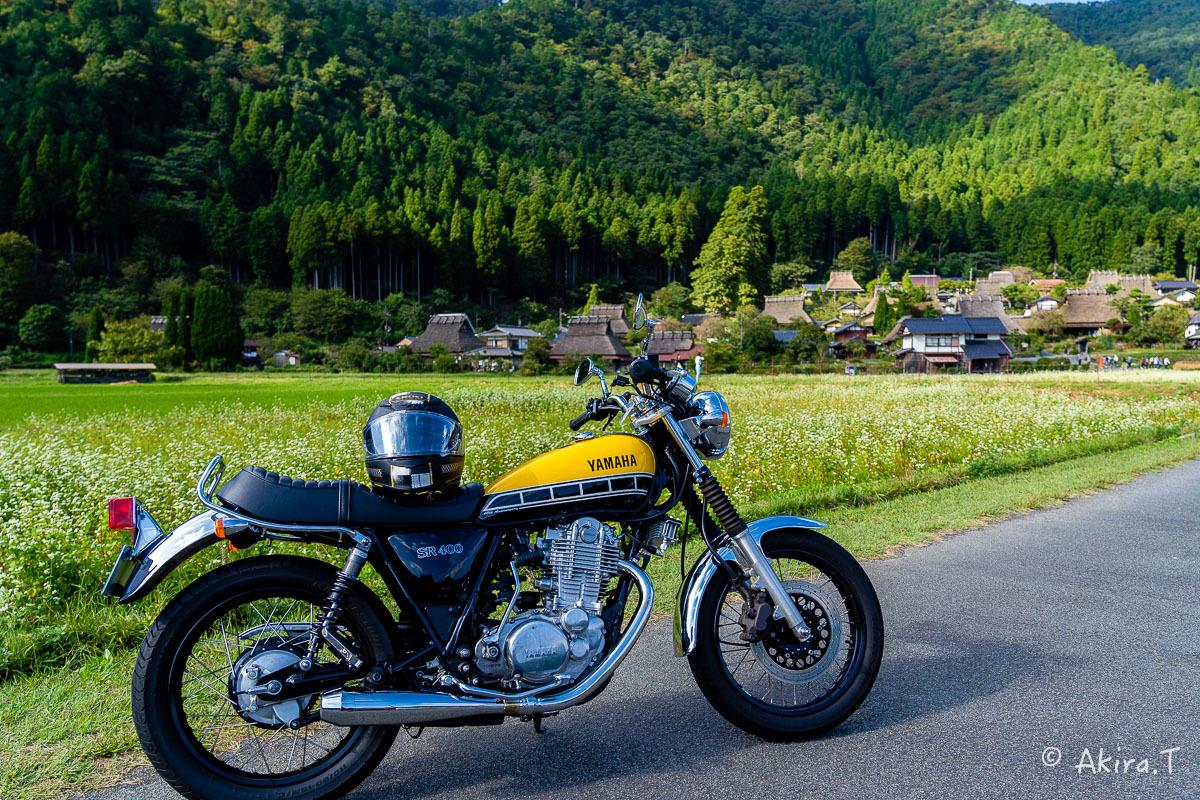 バイクは楽し!! YAMAHA SR400 -57-_f0152550_21240367.jpg