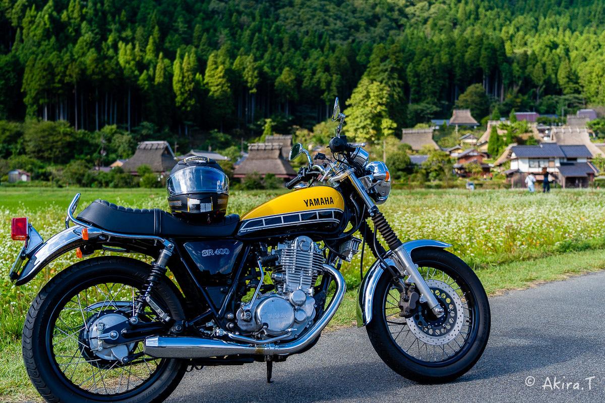 バイクは楽し!! YAMAHA SR400 -57-_f0152550_21240801.jpg