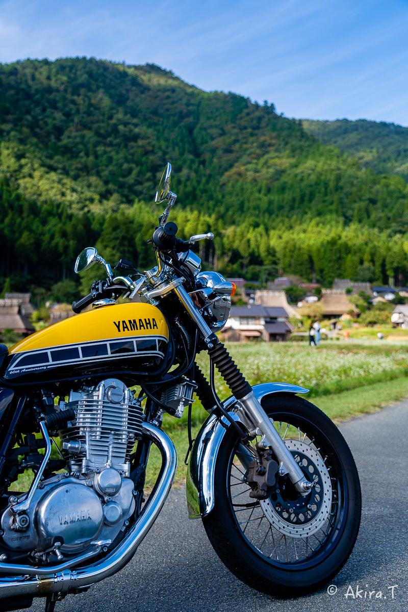 バイクは楽し!! YAMAHA SR400 -57-_f0152550_21241599.jpg