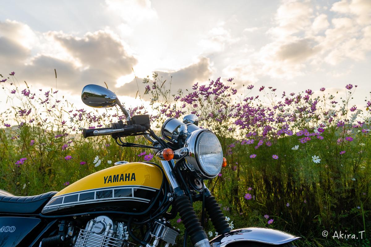 バイクは楽し!! YAMAHA SR400 -57-_f0152550_21271261.jpg