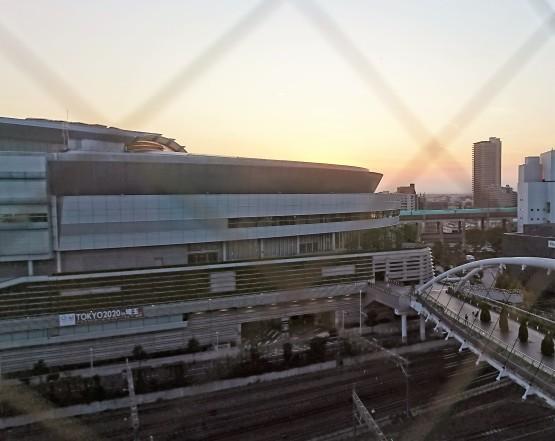 東横INNさいたま新都心に宿泊_f0337357_13023726.jpg