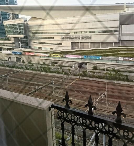東横INNさいたま新都心に宿泊_f0337357_13083153.jpg