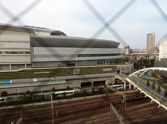 東横INNさいたま新都心に宿泊_f0337357_14395110.jpg