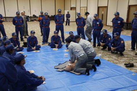 地域の安全・安心を守る消防団の特別教育が開催されました~令和元年度上十三地区消防協会消防団員特別教育~_f0237658_13390211.jpg