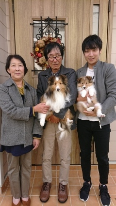 ブライアン×アシュレーの子、カレンが佐賀県に行きました。_a0139367_20041949.jpg