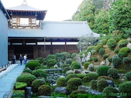 文化財建造物の保存修理 東福寺 常楽庵 普門院 2019年11月1日_a0164068_11192773.jpg