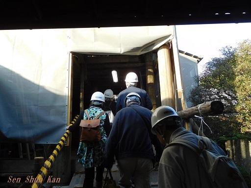文化財建造物の保存修理 東福寺 常楽庵 普門院 2019年11月1日_a0164068_11192822.jpg