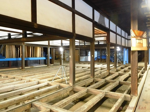 文化財建造物の保存修理 東福寺 常楽庵 普門院 2019年11月1日_a0164068_11192864.jpg