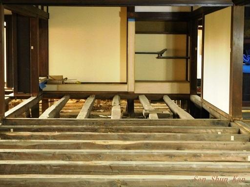 文化財建造物の保存修理 東福寺 常楽庵 普門院 2019年11月1日_a0164068_11192894.jpg