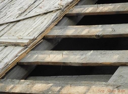 文化財建造物の保存修理 東福寺 常楽庵 普門院 2019年11月1日_a0164068_11281400.jpg