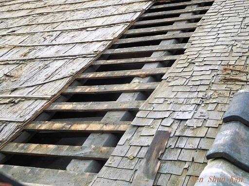 文化財建造物の保存修理 東福寺 常楽庵 普門院 2019年11月1日_a0164068_11281582.jpg
