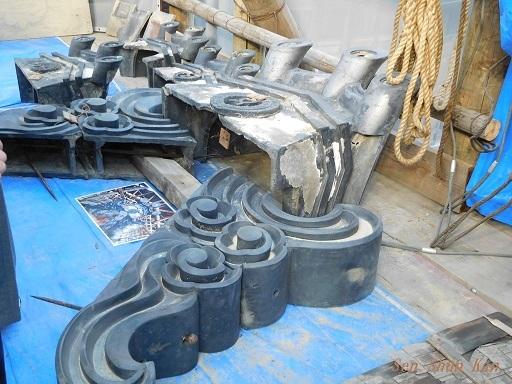 文化財建造物の保存修理 東福寺 常楽庵 普門院 2019年11月1日_a0164068_11281585.jpg